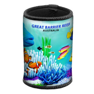 Great Barriwer Reef Can & Stubby Cooler