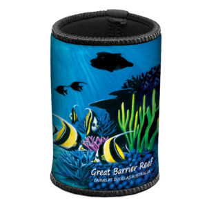 Reef Fish Can / Stubby Cooler