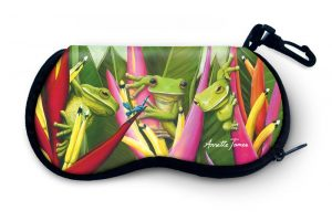 Tree Frog Glasses Case