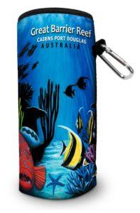 Great Barrier Reef Water & Wine Bottle Cooler