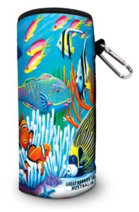 Reef Scene Water & Wine Bottle Cooler